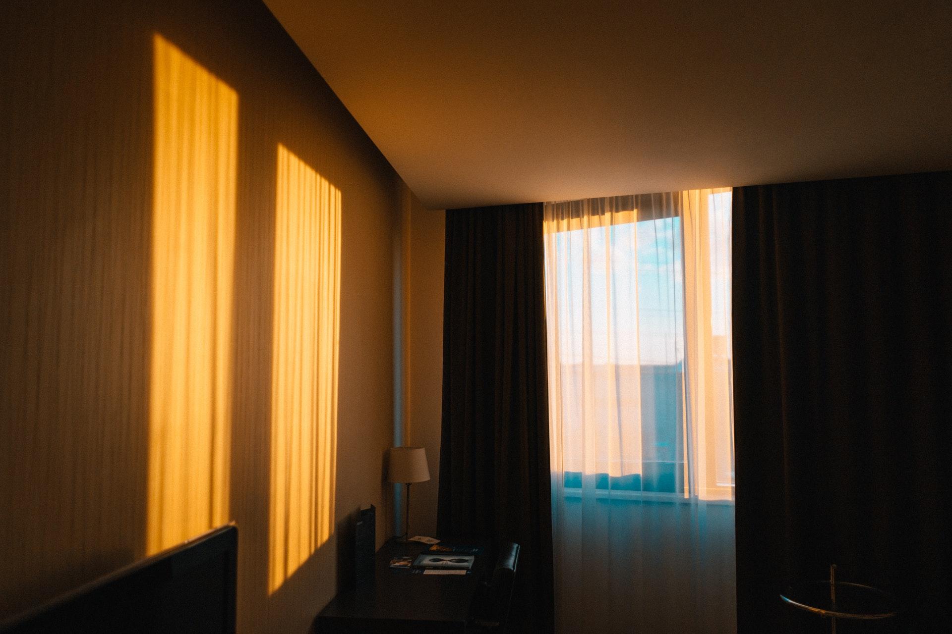 zonwerende glasfolie